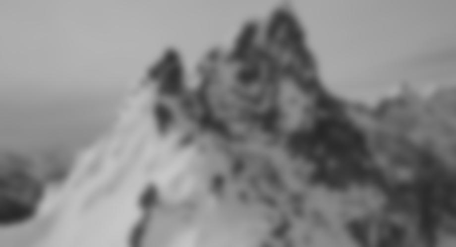 Der Gipfelgrat - im oberen Teil heikel und ausgesetzt.