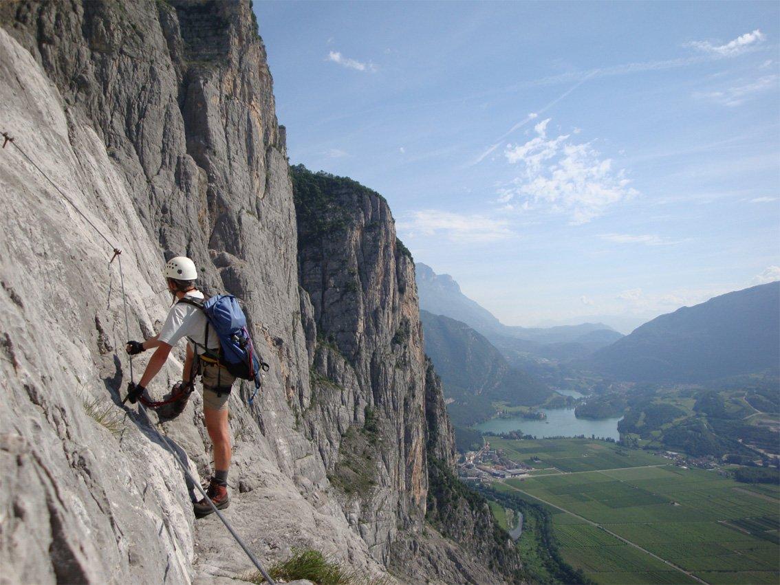 Klettersteig Che Guevara : Klettersteig che guevara klettersteige südtirol