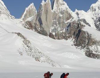 Expeditionsaltag in Patagonien