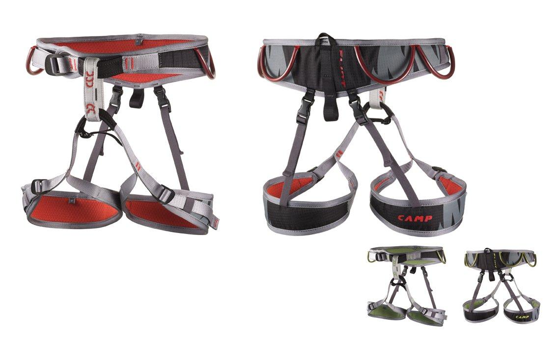 Klettergurt Ausrüstung : Camp klettersteig ausrüstung bergsteigen