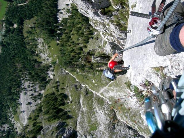 Franz Josef Klettersteig : Wikiloc foto de kaiser franz josef und rosslochhöhlen