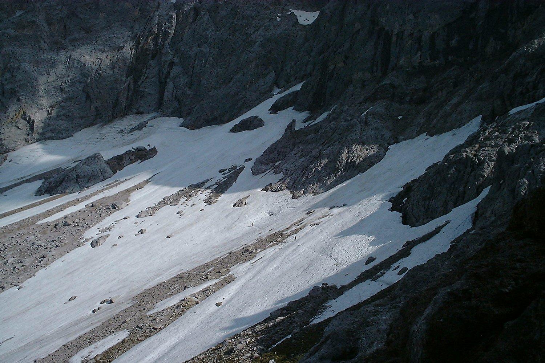 Klettersteig Johann : Bergfex johann klettersteig d e dachstein m