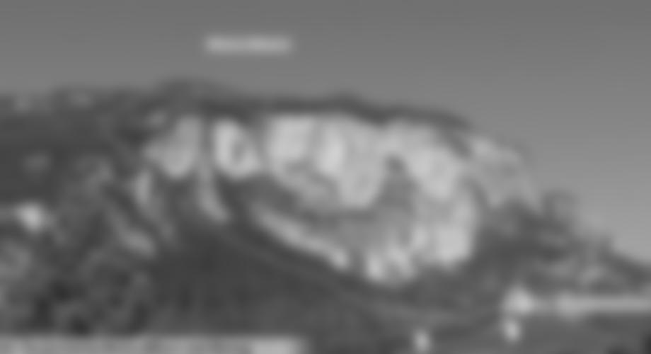 Gesamtübersicht Via Ferrata Monte Albano - Klettersteig