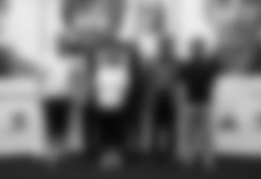 IMS Pressekonferenz Outdoor Friedrichshafen -  IMS Organisator Alex Ploner OEAV Robert Renzler AVS  Karin Leichter DAV Thomas Urban Reinhold Messner und IMS Organisator Markus Gaiser © IMS – Manuel Ferrigato