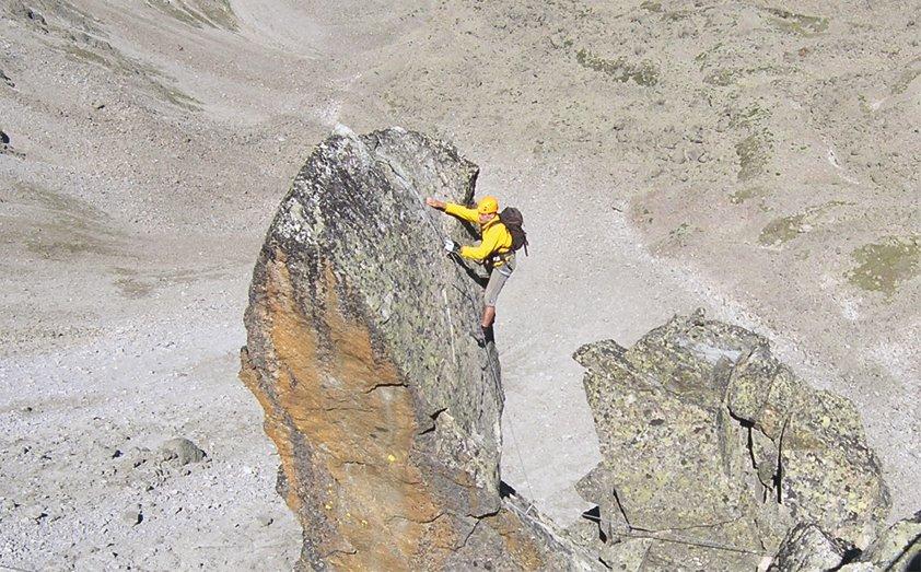 Klettersteig Set Gebraucht : Tirolerweg klettersteig bergsteigen