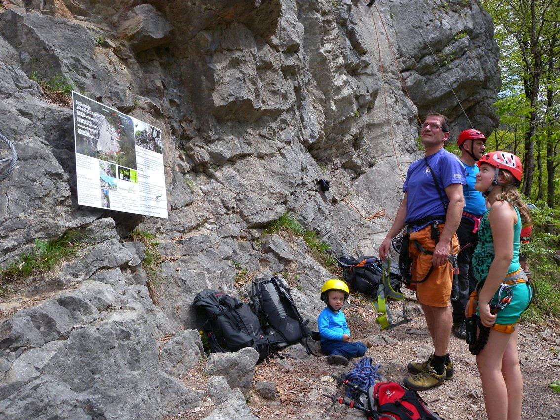 Klettersteig Zahme Gams : ᐅ zahme gams klettersteig ideal für anfänger