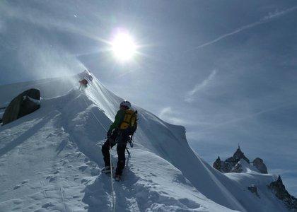 """Multimediavortrag """"Bergsteigen & Klettern auf 3 Kontinenten"""""""