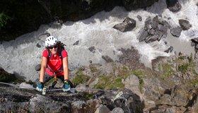 Klettersteig Obergurgl : Obergurgler klettersteig bergsteigen