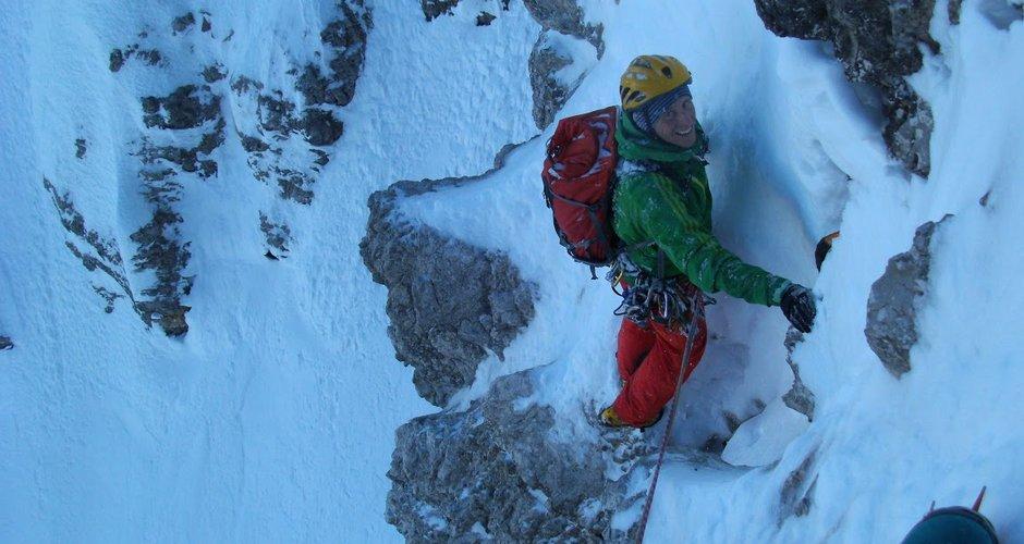 Klettersteig Chamonix : Bayerisch chamonix bergsteigen