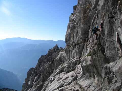 Klettersteig Priel : Bert rinesch klettersteig bergsteigen.com