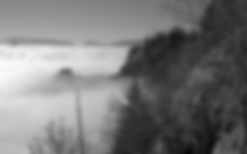 Nebelstimmung am Röthelstein
