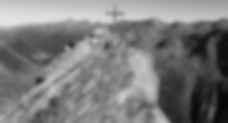 Gipfel der Ballunspitze