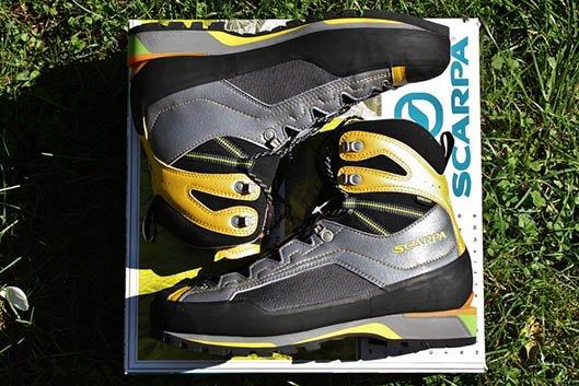 size 40 782b9 27aa9 Scarpa REBEL GTX (Gr. 44)   Bergsteigen.com