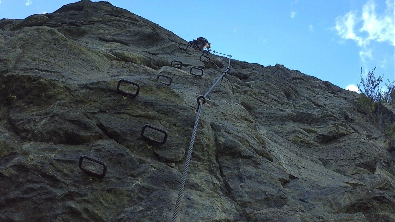 Klettersteig Längenfeld : Reinhard schiestl klettersteig längenfeld tirol magazin