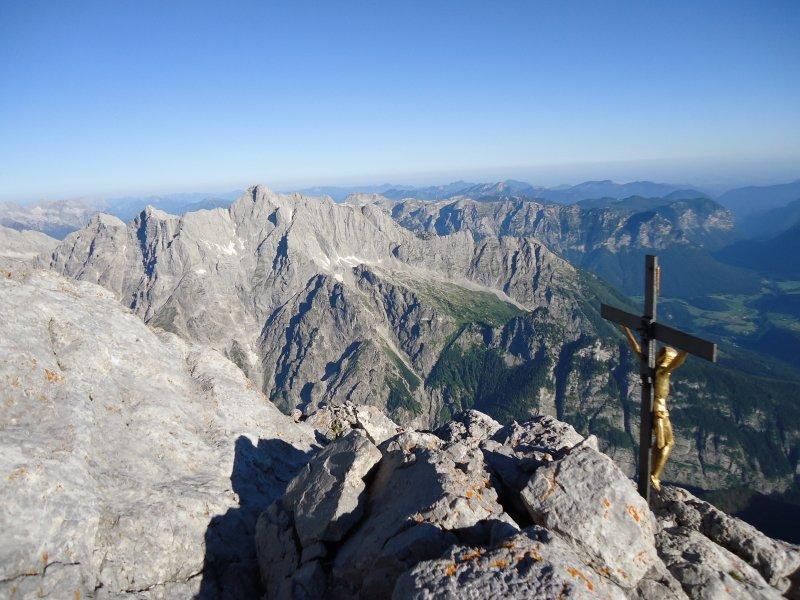 Klettersteig Watzmann : Klettersteige im banne des watzmann bergsteigen klettersteig