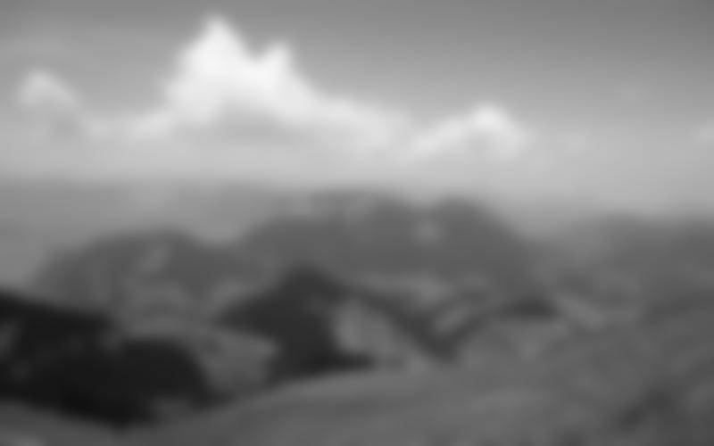 Pölven mittig (Aufnahme von der Hohen Salve)