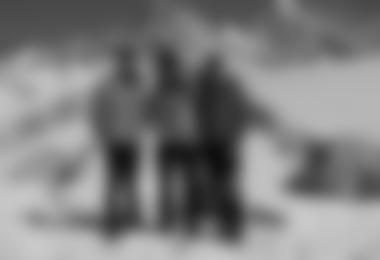 Hiro, Gerlinde und Ralf