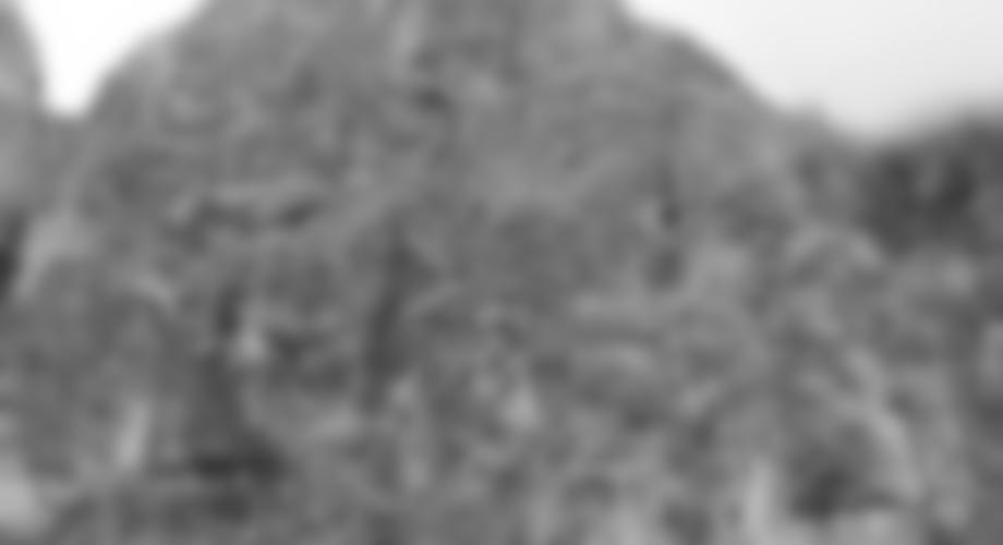 """Übersicht Seekarlspitze Nordwand - in Rot die """"3 Höllenhunde auf dem Weg zum Himmel"""""""
