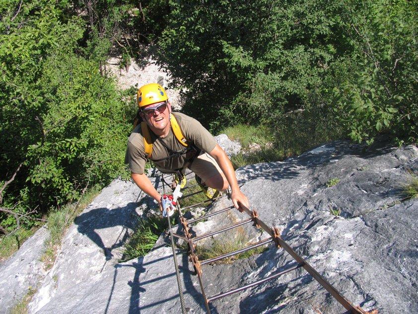 Klettersteig Riva Del Garda : Die schönsten klettersteige am gardasee Übersichtskarte