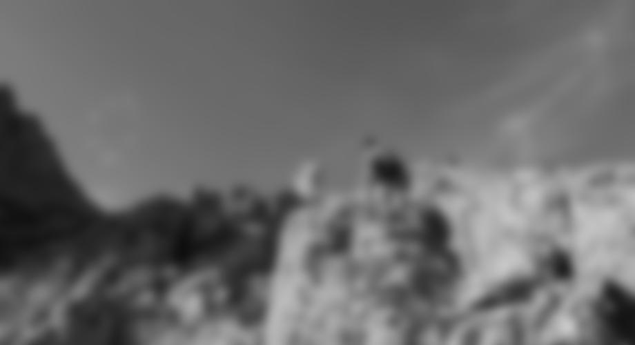 Die letzte Seillänge der Bergführertour - oben der Fensterlturm.