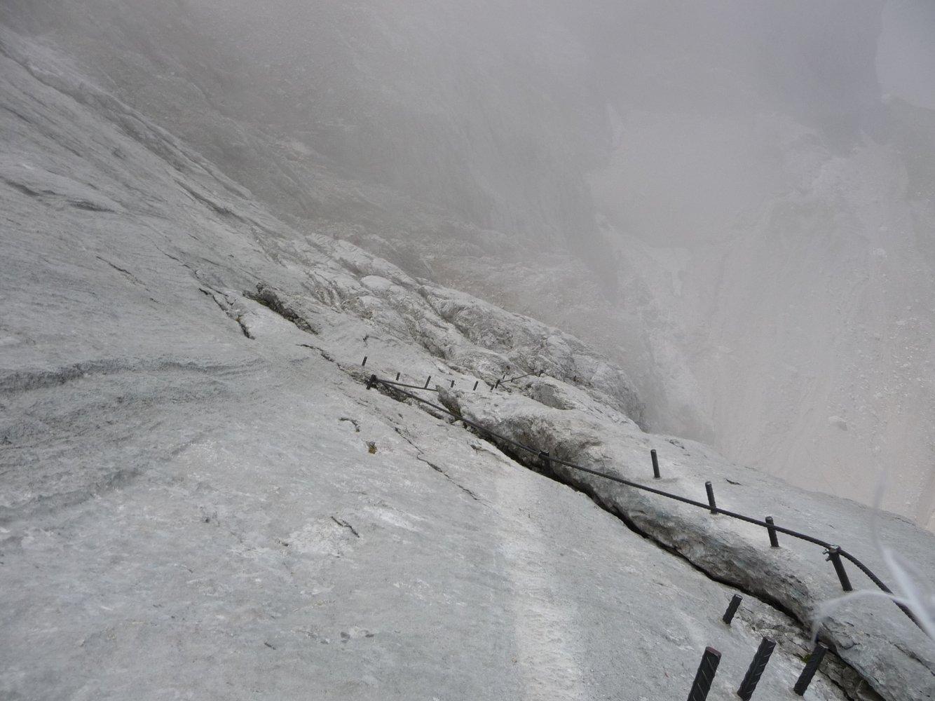 Klettersteig Johann : Der johann klettersteig südwandklettersteig bergsteigen