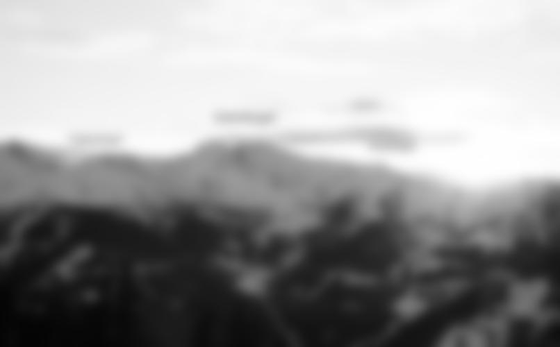 Übersicht Skitour Kreuzkarschneid - Kreuzkogel