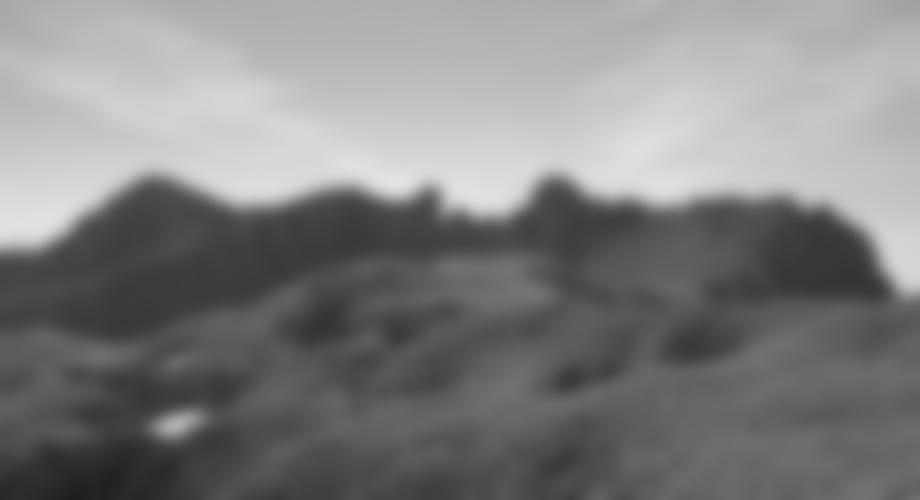Ramsauer Klettersteig Übersichtsbild