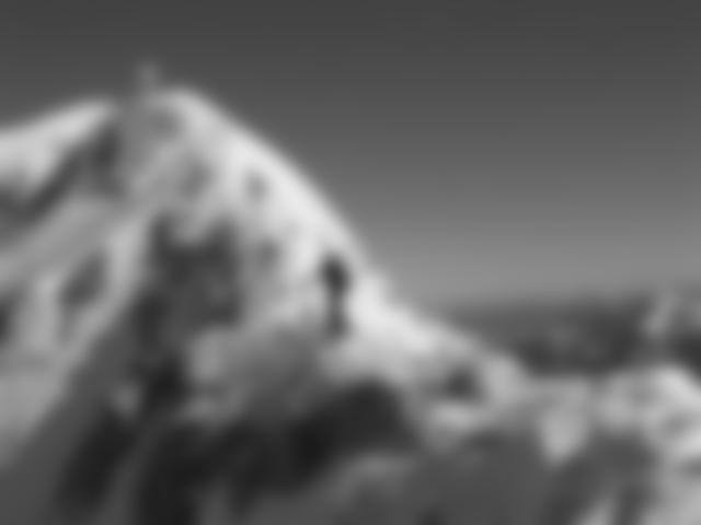 Auf dem Weg zum Gipfel des Lugauer, 2217m
