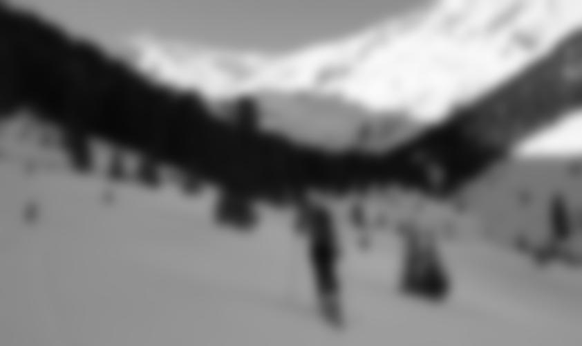 Vor dem Hirzerkar, oben links der Gipfel.