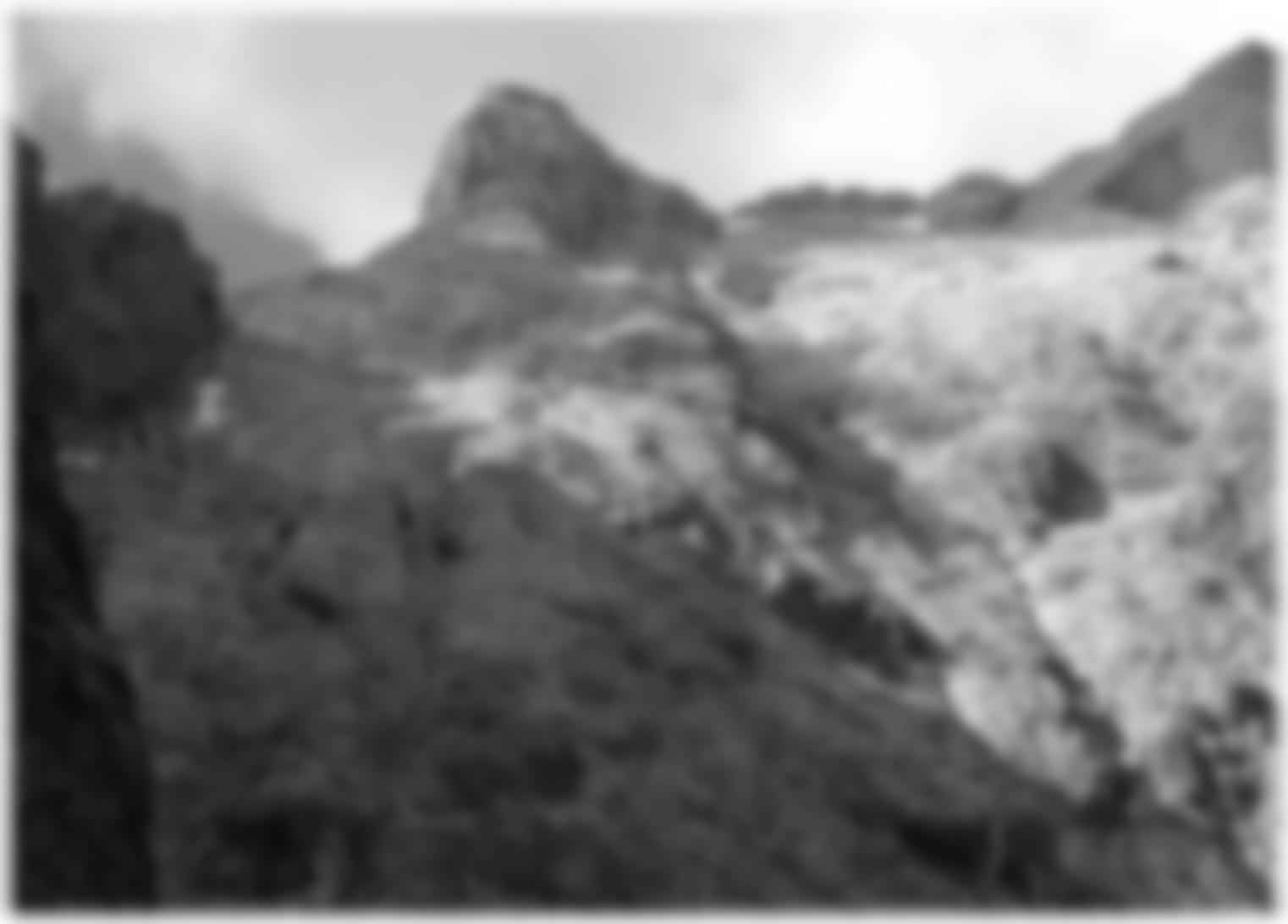 Abstieg über Birgkar