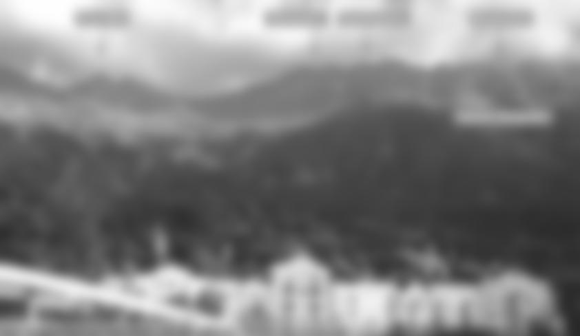 Übersicht: Die Nordkette mit dem Innsbrucker Klettersteig