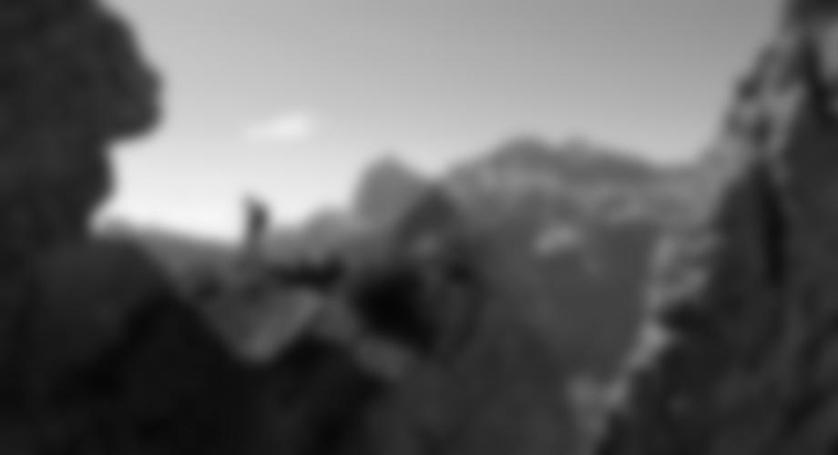 Fels und Lanschaft