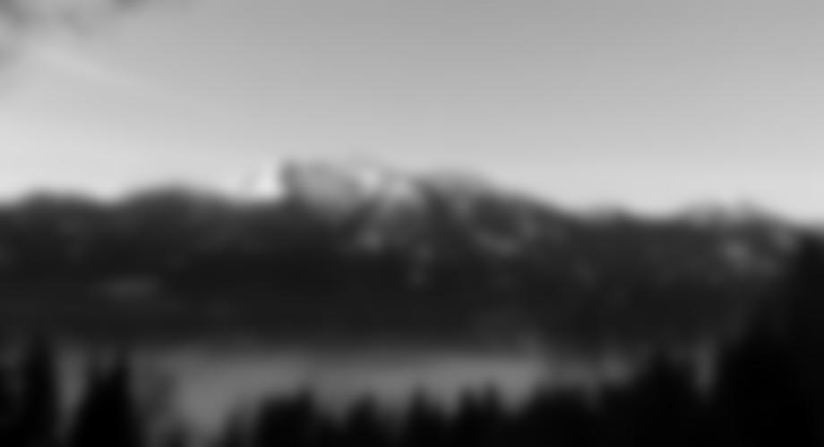 Hochhaide Skitour Übersicht