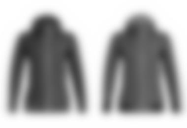 Pedroc Hybrid Jacke (im Bild das Damenmodel).