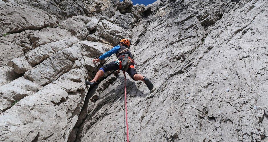 Klettergurt Alpin : Test klettergurt jasper cr 4 von camp bergsteigen.com