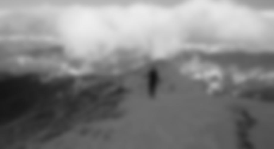 Gipfelgrat zwischen Kreuzkarschneid und Kreuzkogel