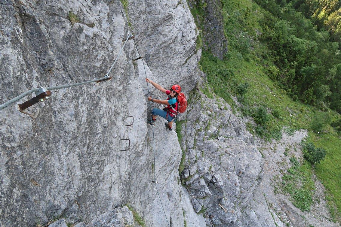 Klettersteig Bavaria : Besten allgäu wandern klettersteige bilder auf