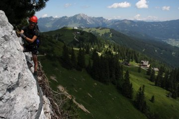 Klettersteig Intersport : Intersport klettersteig bergsteigen.com