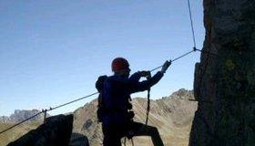 Klettersteig Nauders : Goldweg bergsteigen.com