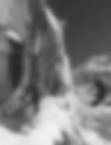 Seitenansicht 4te Seillänge