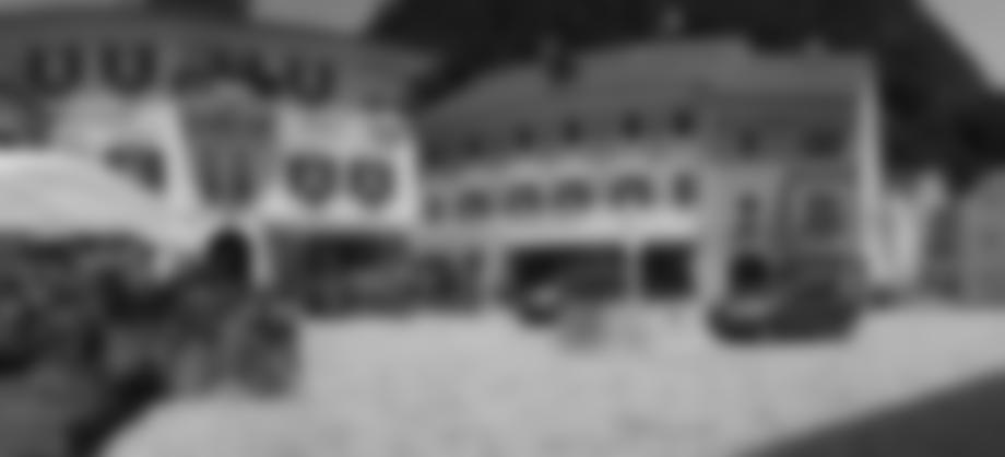Der Ortskern von Oberdrauburg mit dem Hauptplatz