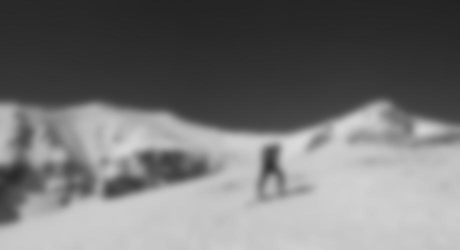 Vor der zweiten Steilstufe auf der Kugelwand, links sieht man schon den Gipfel.
