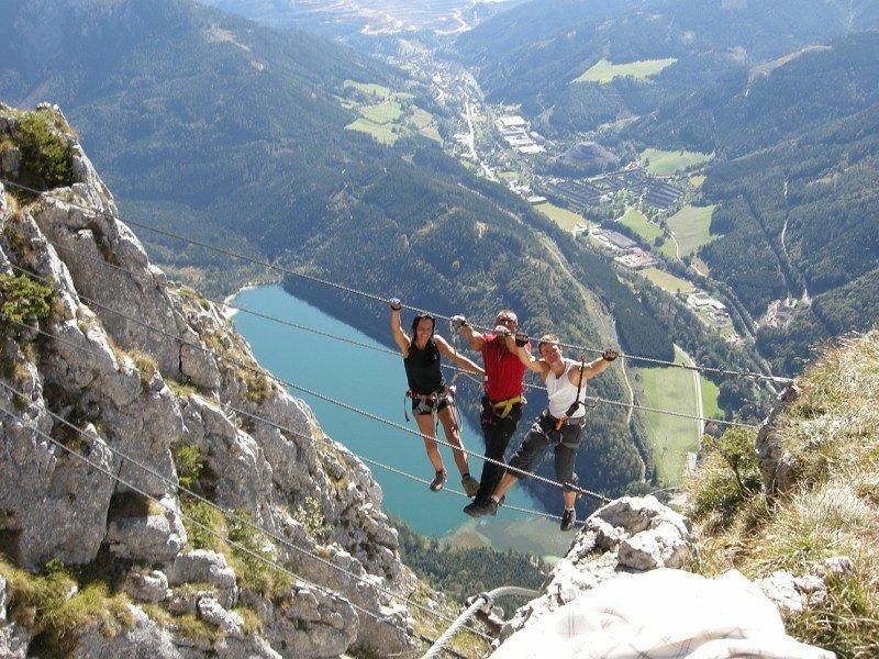 Franz Josef Klettersteig : Klettersteig kaiser franz joseph