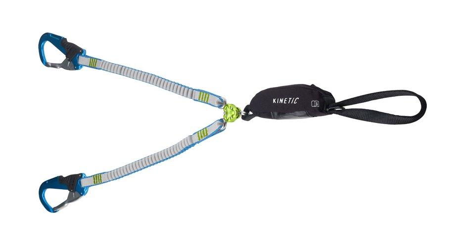 Klettersteigset Welches : Test camp kinetic gyro rewind pro bergsteigen.com