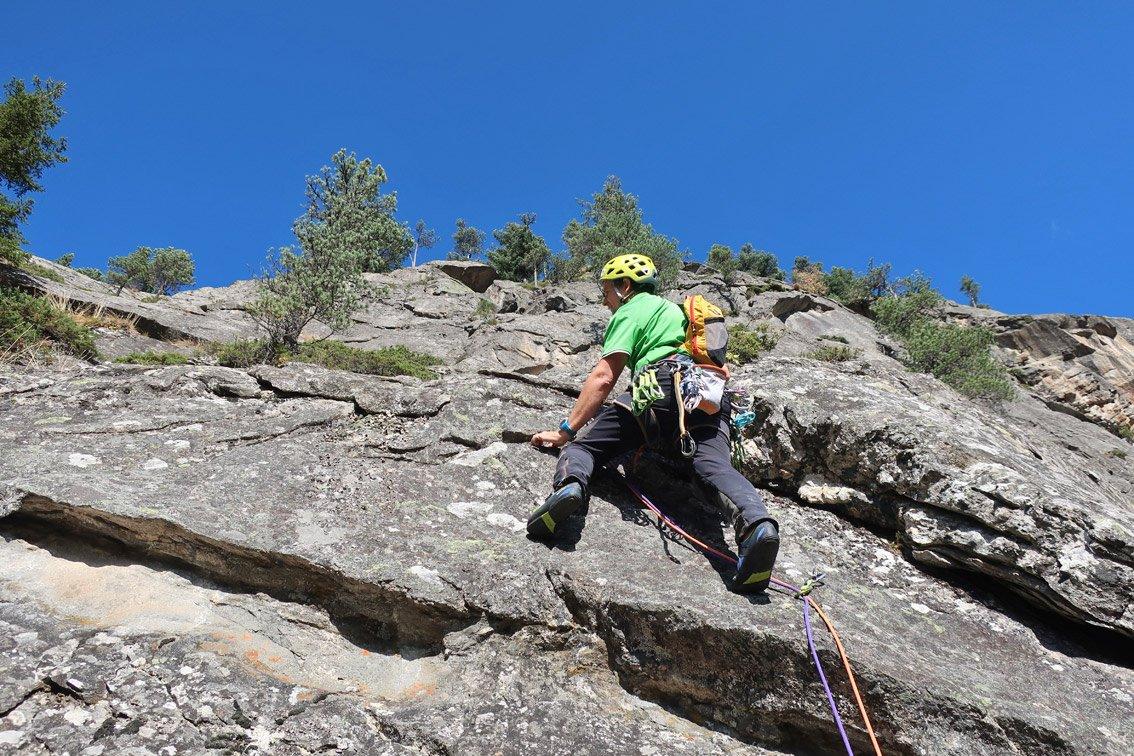 Kletterausrüstung Zillertal : Herzblut bergsteigen.com