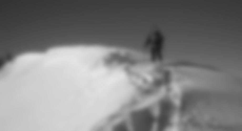 kurz unter dem Gipfel des Sulzberg