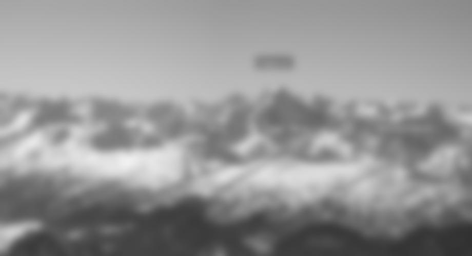 Links der Aufstieg auf den Leitner Berg.