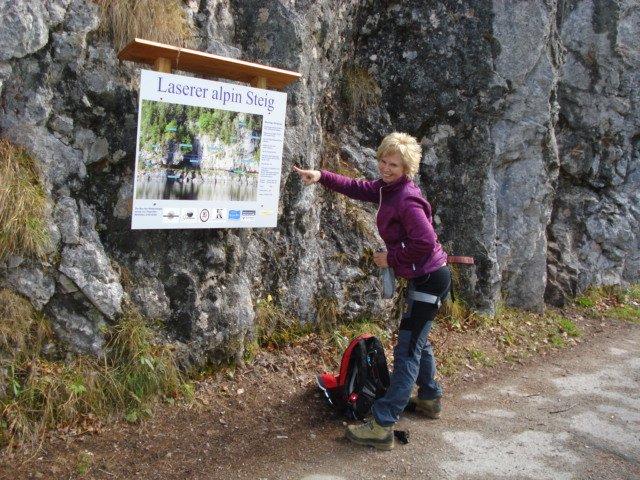Laserer Alpin Klettersteig : Laserer alpin klettersteig bergsteigen.com