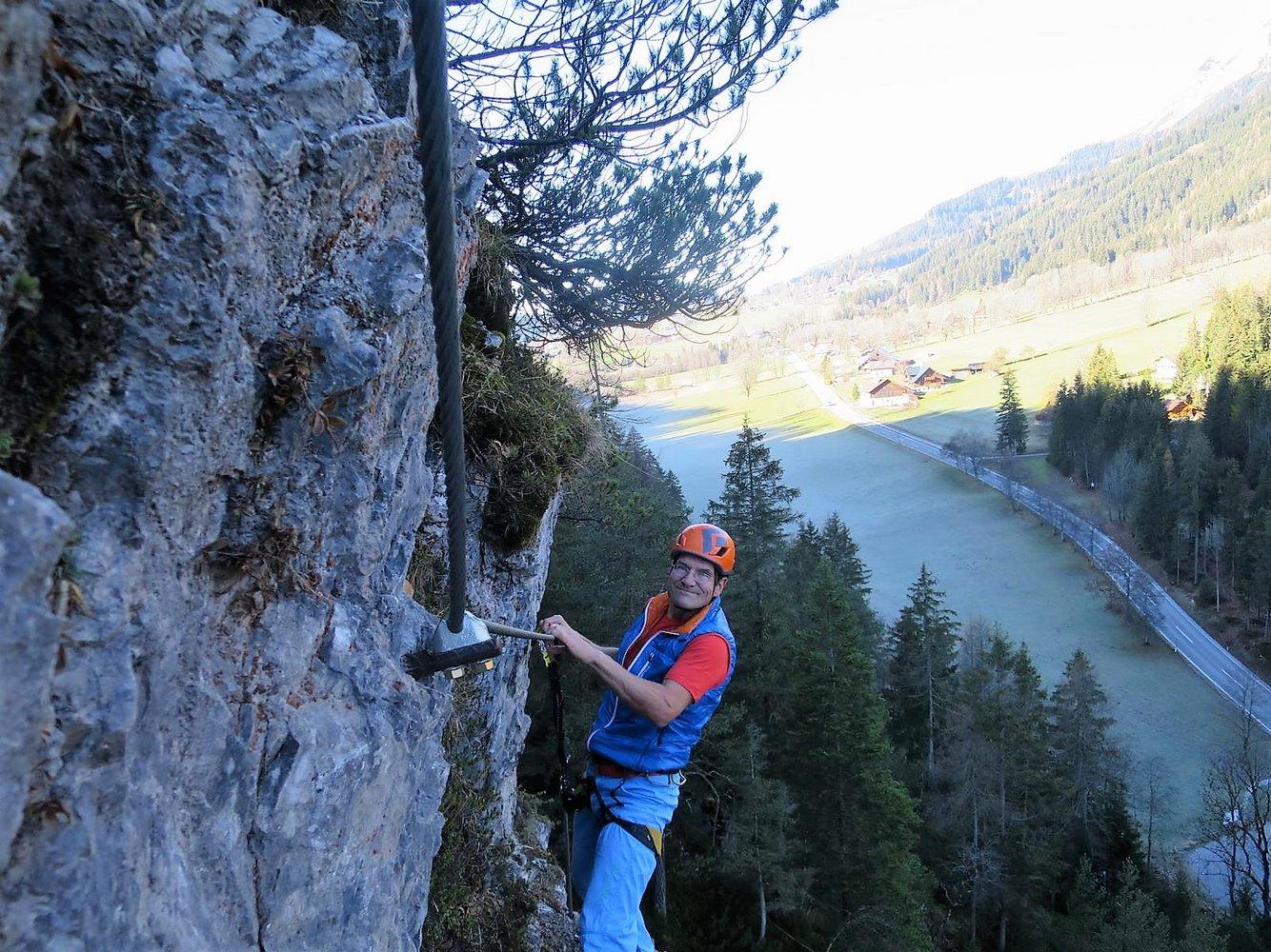 Klettersteig Ramsau : Ramsau am dachstein die wiege der klettersteige