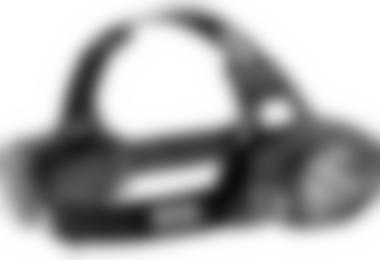 Ultra - die Kopfversion der Lampe